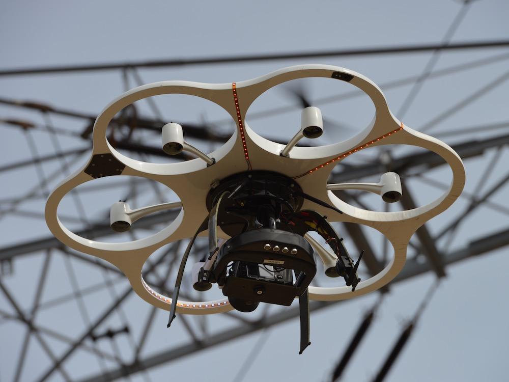 Aibot X6 UAV