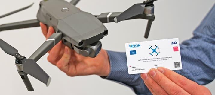 Drohnen-Führerschein